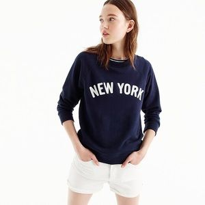 JCrew New York Sweater